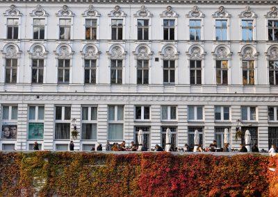Autumn in Ljubljana
