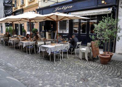 An old town restaurant