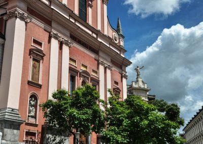 Baroque and Seccession Ljubljana