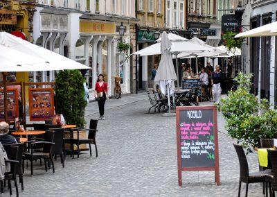 Ljubljana Old Square