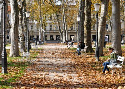 Ljubljana in Autumn
