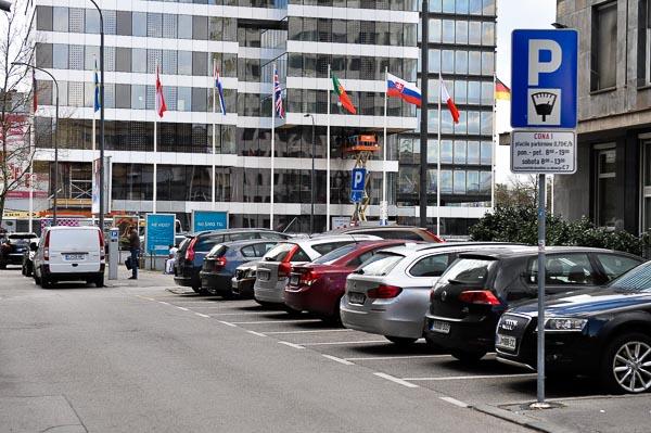 Free Parking in Ljubljana | Ljubljana info