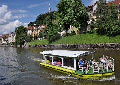 Ljubljanica River Cruise
